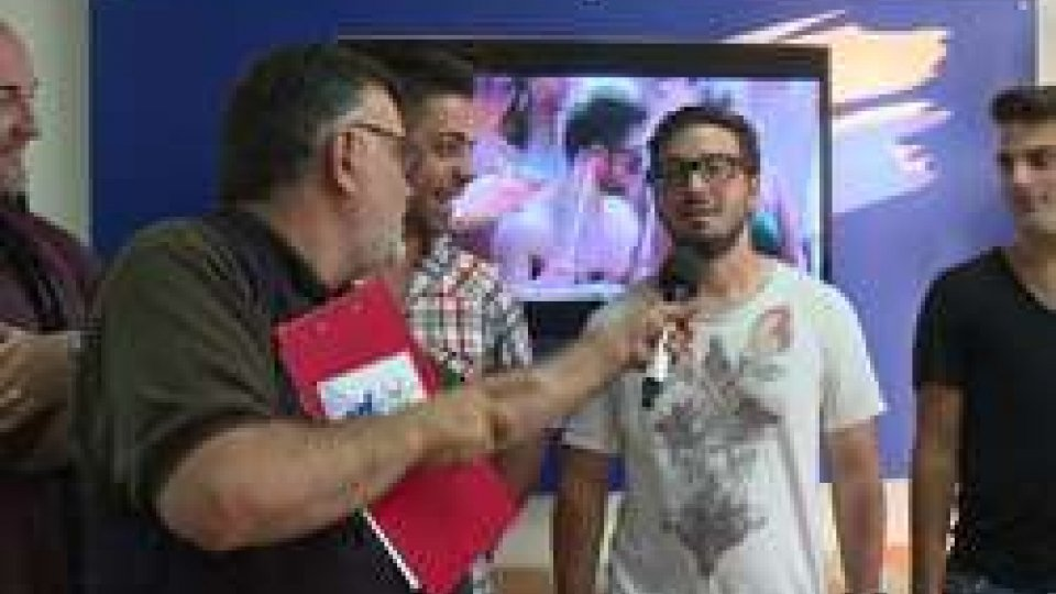 Gli Alibi a RTVALIBI in ARIA STUDIO anteprima video COME ME