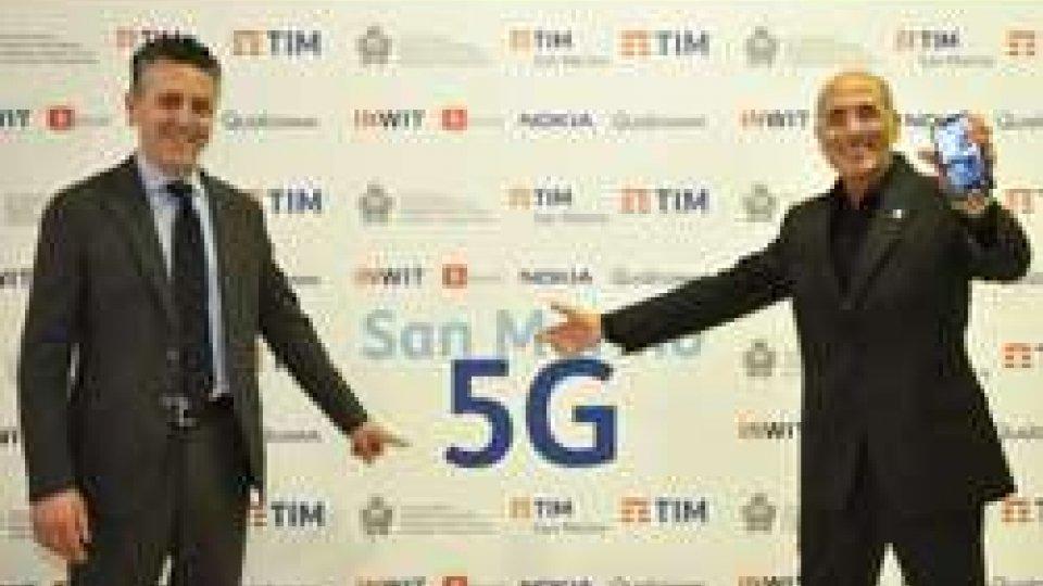 San Marino leader del 5G in Europa: al via i primi servizi