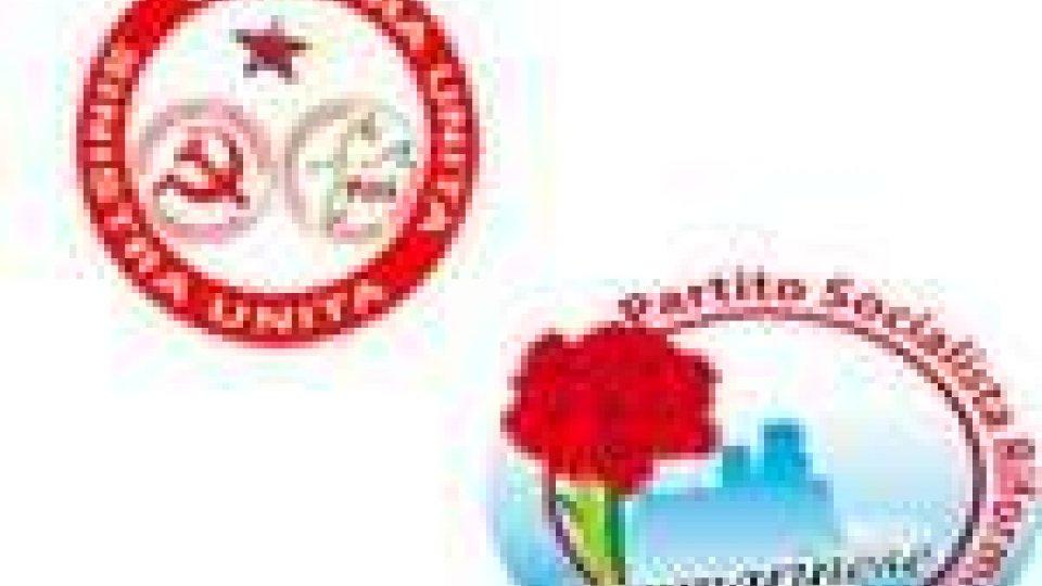 San Marino - E' un botta e risposta a distanza quello fra Sinistra Unita e Socialisti Riformisti