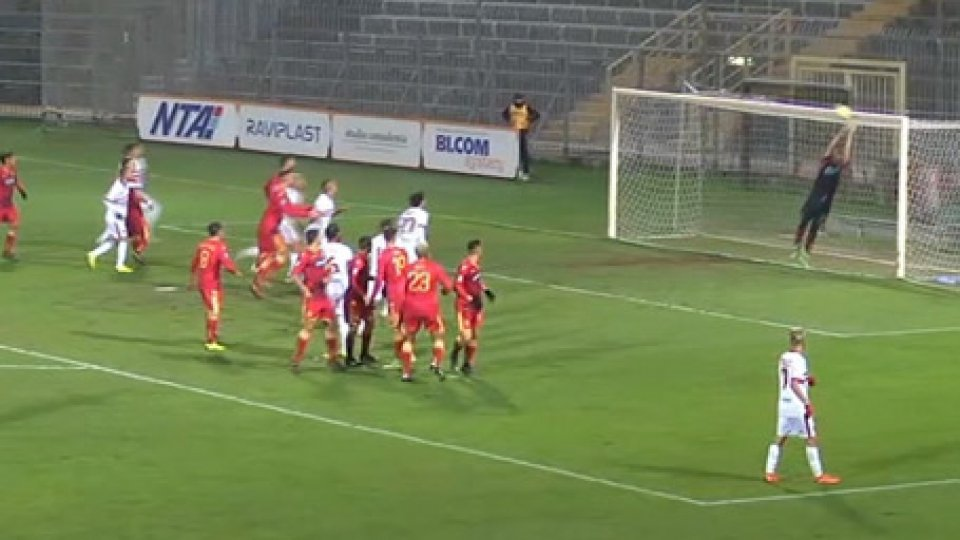 Ravenna - Vis PesaroRavenna-Vis Pesaro 1-0