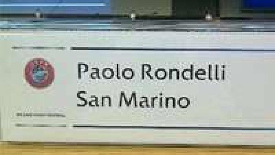 Paolo Rondelli Senior Officer della Uefa