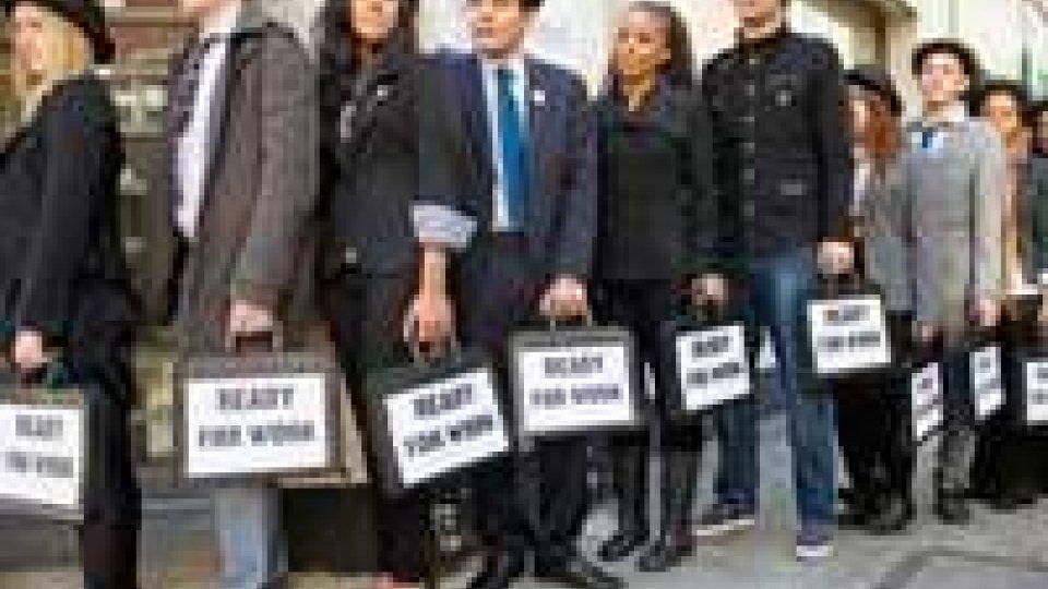 Disoccupazione record a 'Eurolandia'