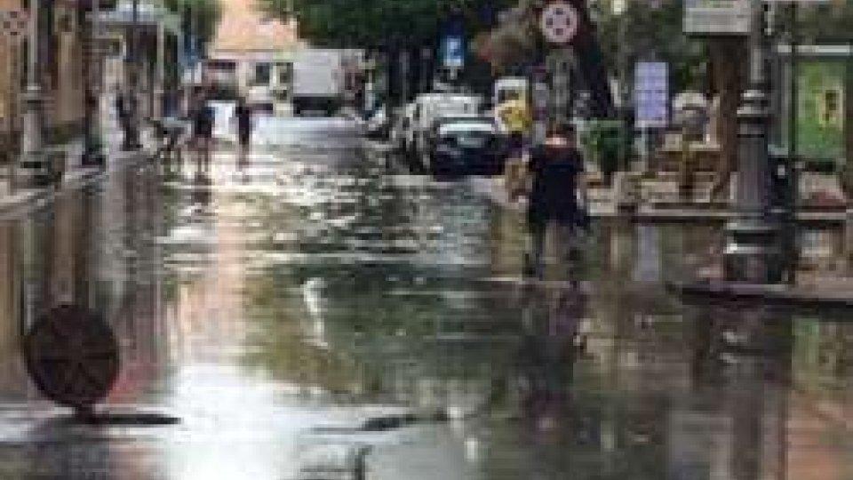 Allagamenti a Salerno
