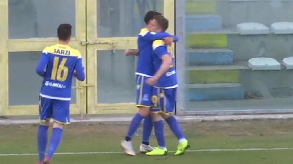 Fermana - Rimini 1-0Fermana - Rimini 1-0