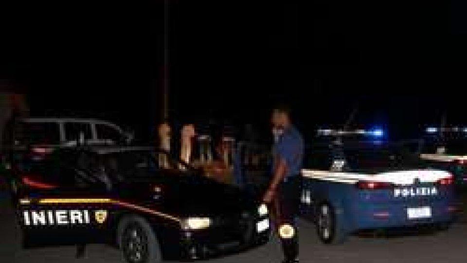 Sicurezza, ancora un sabato notte impegnativo per il gruppo interforze: 12 arresti e 13 denunce