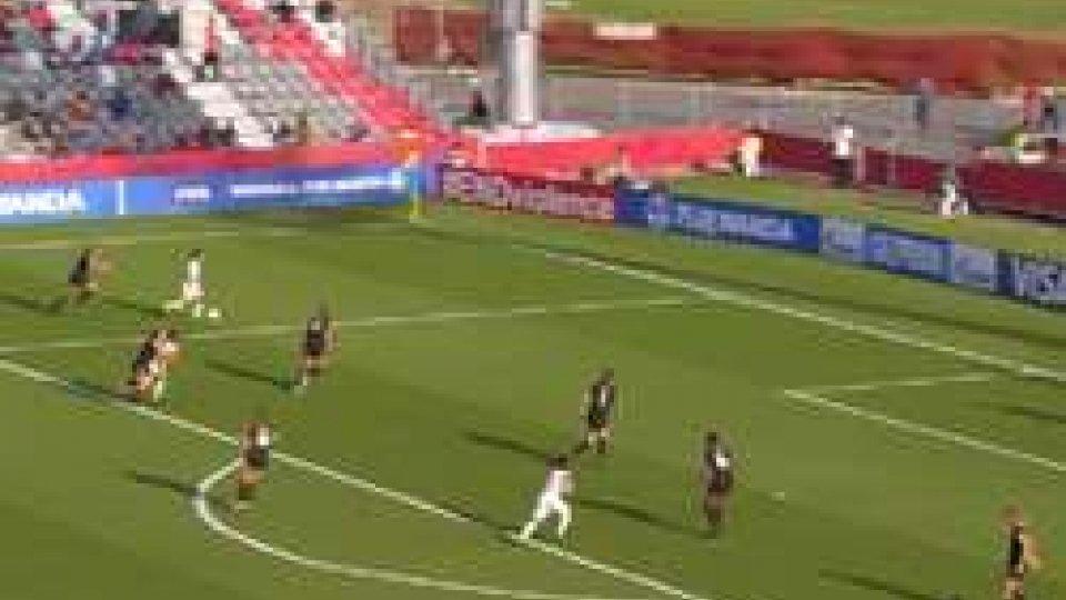 Femminile U20: Corea del Nord - Francia 3-1Femminile U20: Corea del Nord - Francia 3-1