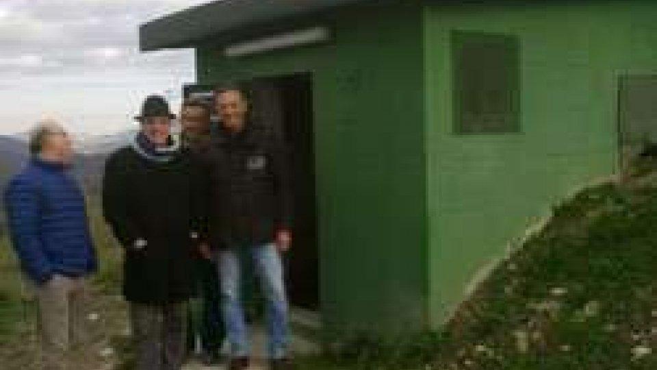 Hera: ristrutturati impianti acqua strategici a Pennabilli