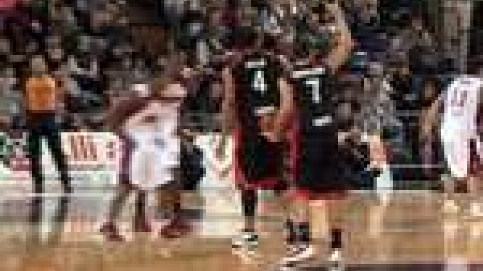 Basket: Venezia vince a Rimini 67-64Basket: Venezia vince a Rimini 67-64