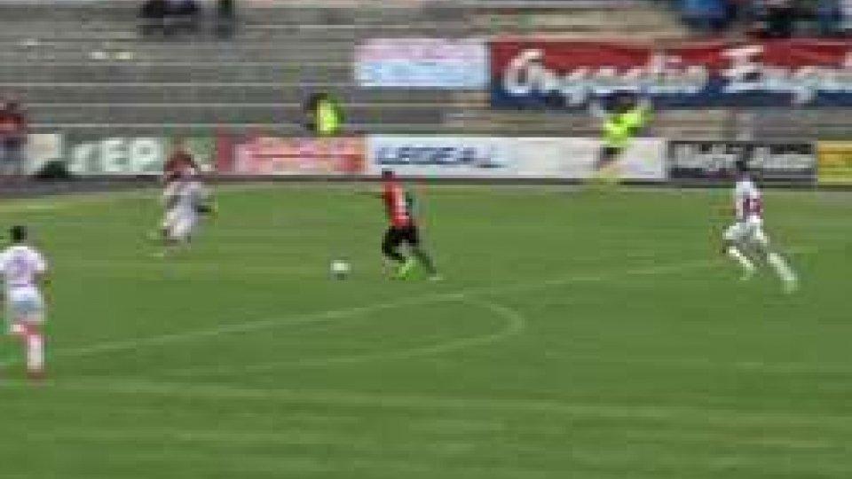 Serie C: il Gubbio conquista la prima vittoria stagionale
