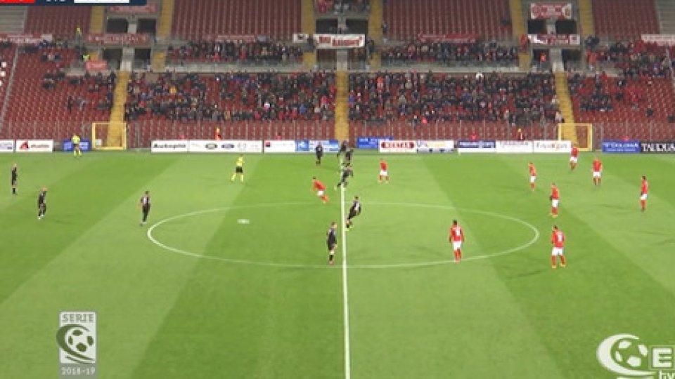 Serie C: 1-1 nel big match tra Triestina e Vicenza, vincono Albinoleffe e V.Verona
