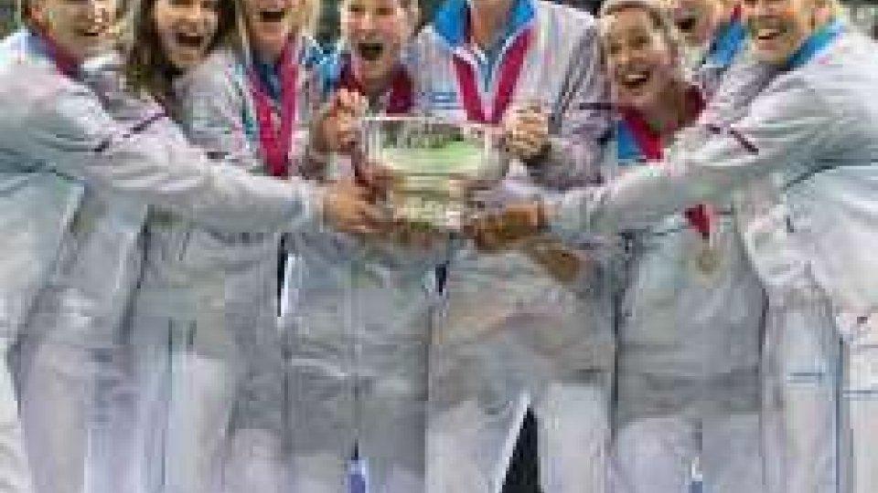 Fed Cup: vince la Repubblica Ceca, decisivo il doppioFed Cup: vince la Repubblica Ceca, decisivo il doppio