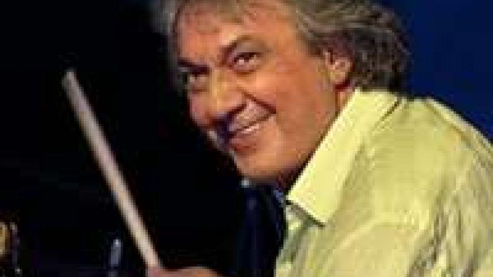 Tullio De Piscopo al Riccione Inn Jazz Summer 2014