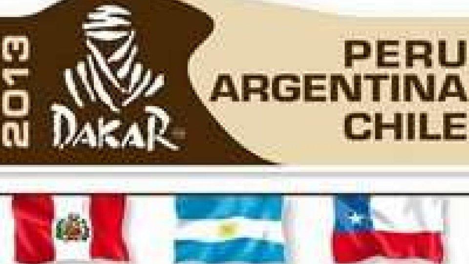 Ecco la Dakar 2013Ecco la Dakar 2013