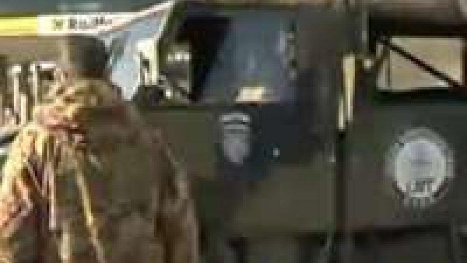 Prevenire le frizioni interetniche: questo il compito affidato ai soldati italiani dell'LMT in KossovoPrevenire le frizioni interetniche: questo il compito affidato ai soldati italiani dell'LMT in Kossovo