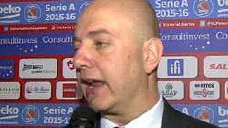 """Massimiliano MenettiBasket, Coppa Italia: parla """"il favorito"""" Menetti"""