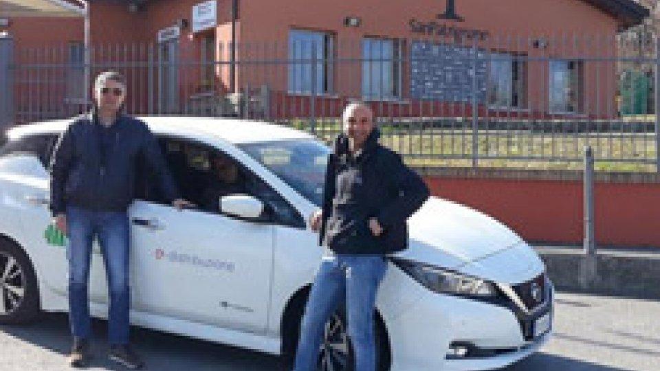 San Patrignano viaggia sostenibile grazie a E-Distribuzione