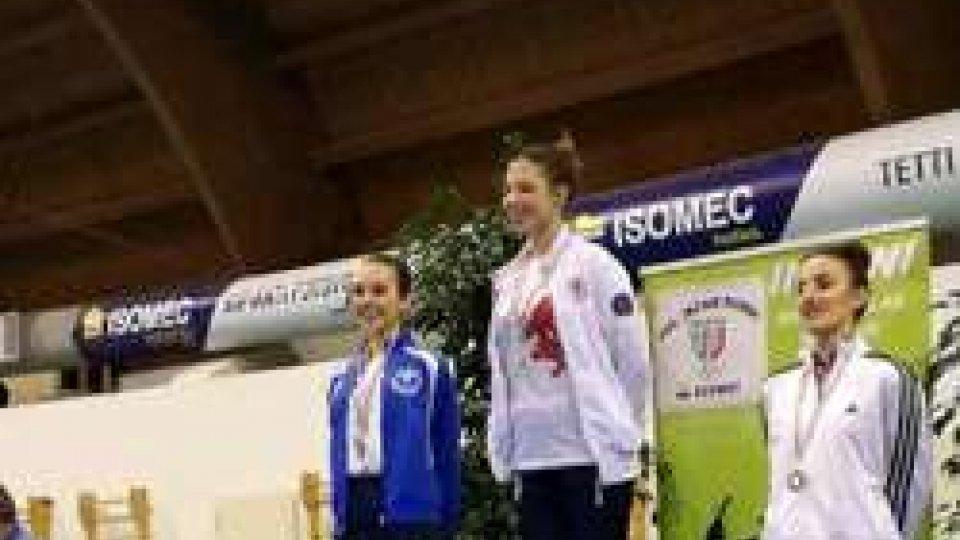 Atlete sul podio