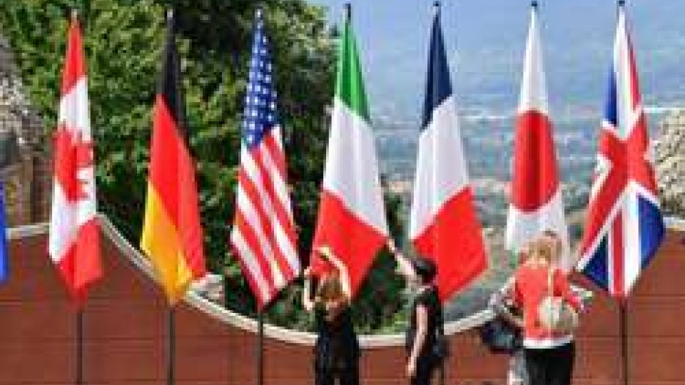 Taormina, G7 al viaTaormina, G7 al via: al centro terrorismo, clima e commercio internazionale