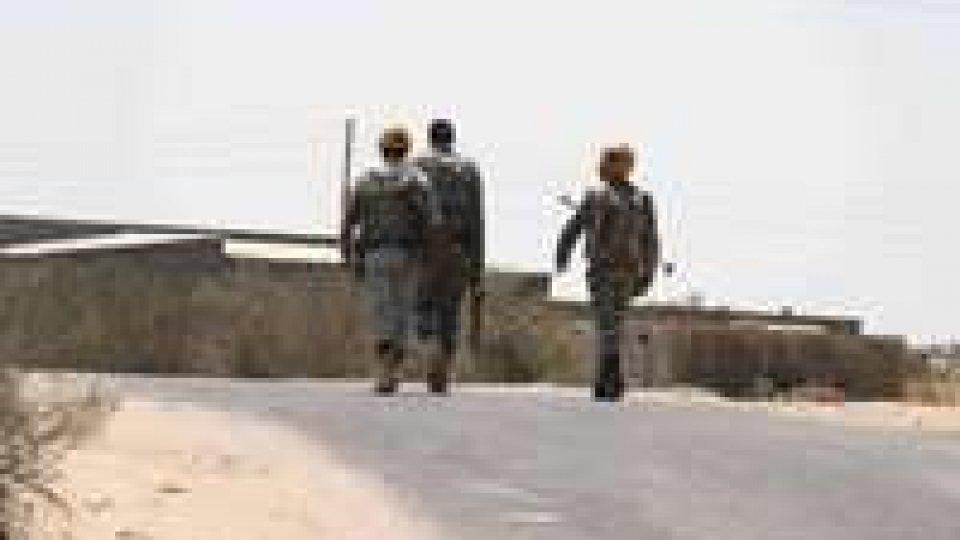 L'Egitto risponde all'uccisione di 6 guardie di frontiera
