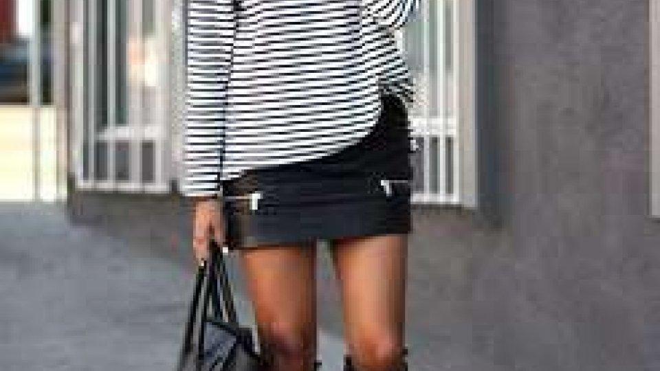 Moda: la minigonna in pelle