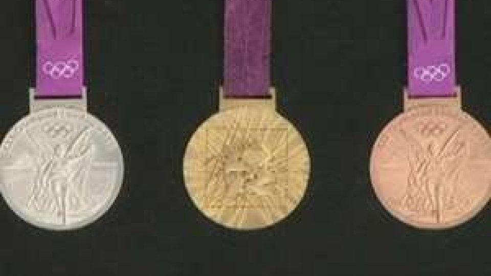 Le medaglie dei Giochi olimpici di Londra