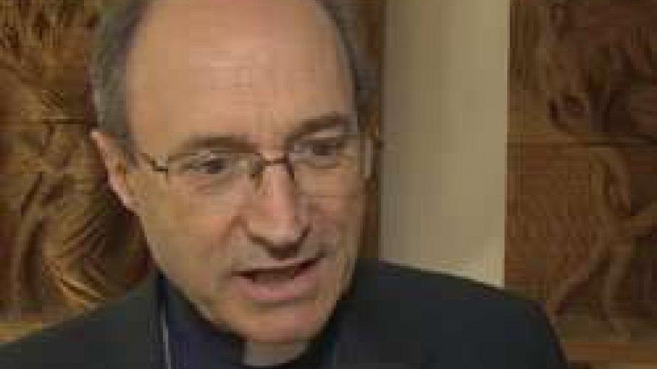 Andrea TurazziMigranti: il Vescovo Turazzi parla di accoglienza prudente