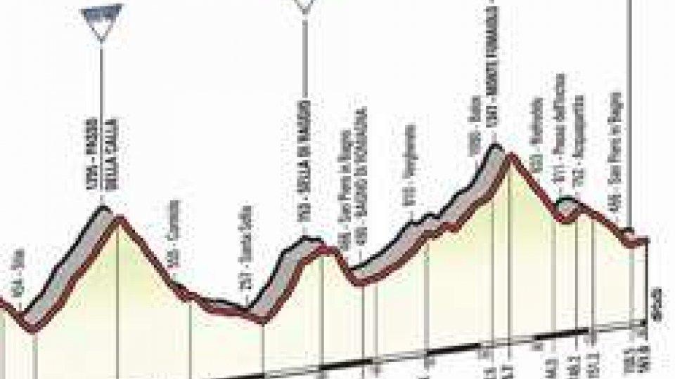#giro100 in Romagna: tutti in fila sulla via Emilia