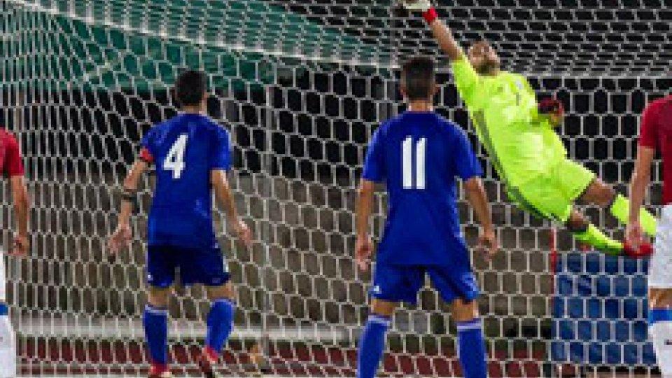 foto @fsgcNazionale: due gol dei cechi ad una ottima giovane Under 21