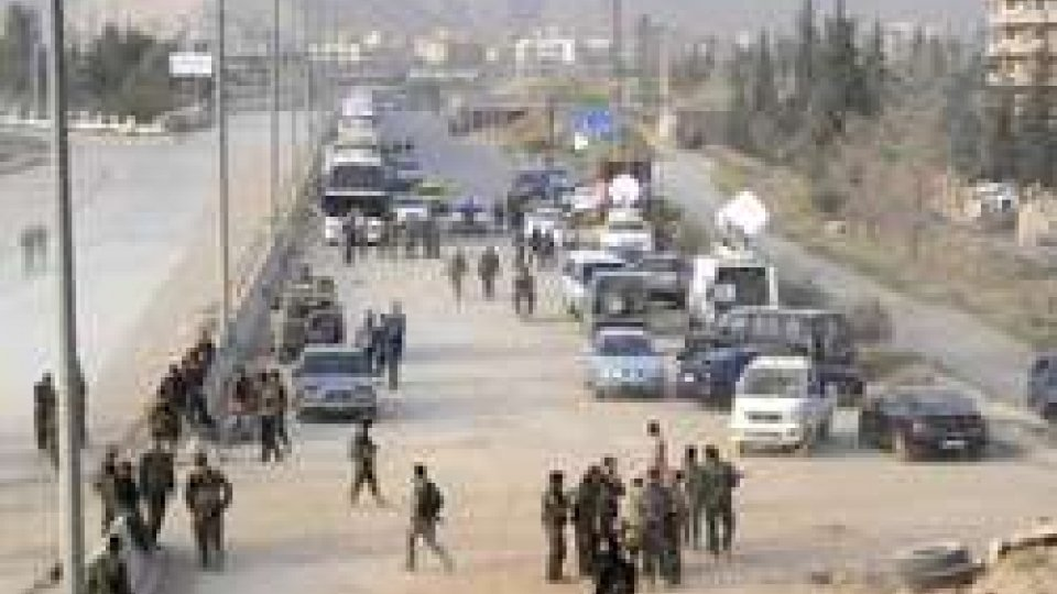 Siria: situazione incandescenteSiria: situazione incandescente, Ue e Macron parlano di prove su uso di armi chimiche