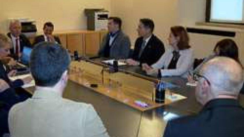 Incontro Reggenza CapitaniConferenza semestrale con i Capitani di Castello: chiesti più fondi e meno burocrazia