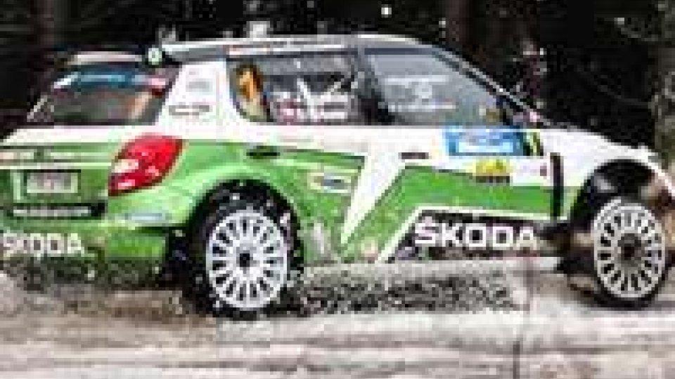 Europeo Rally, Kopecky beffa il francese Bouffier nella prima prova del 2013