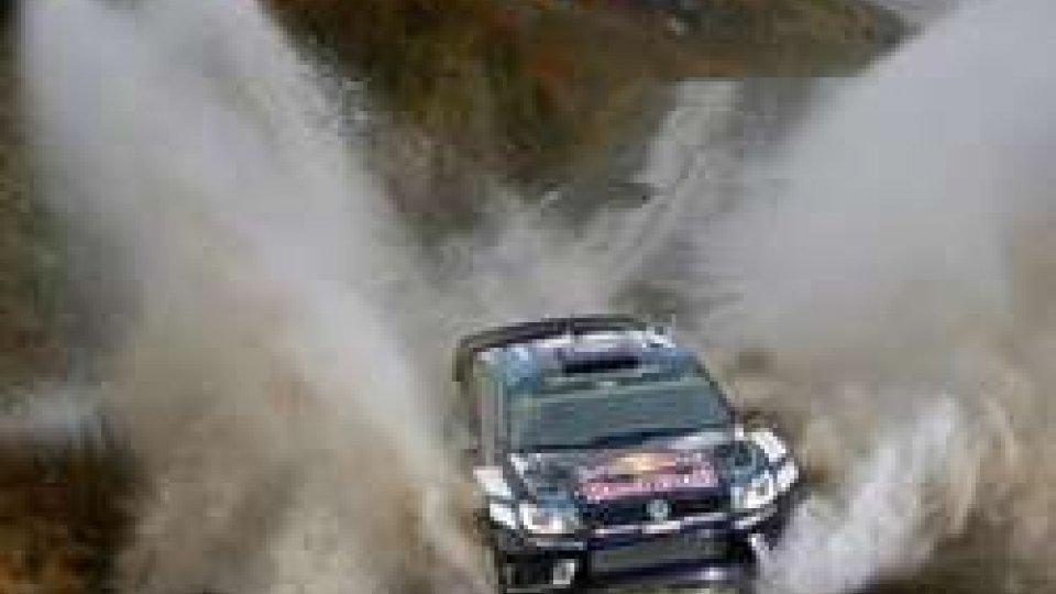 A Ogier il Rally del Galles