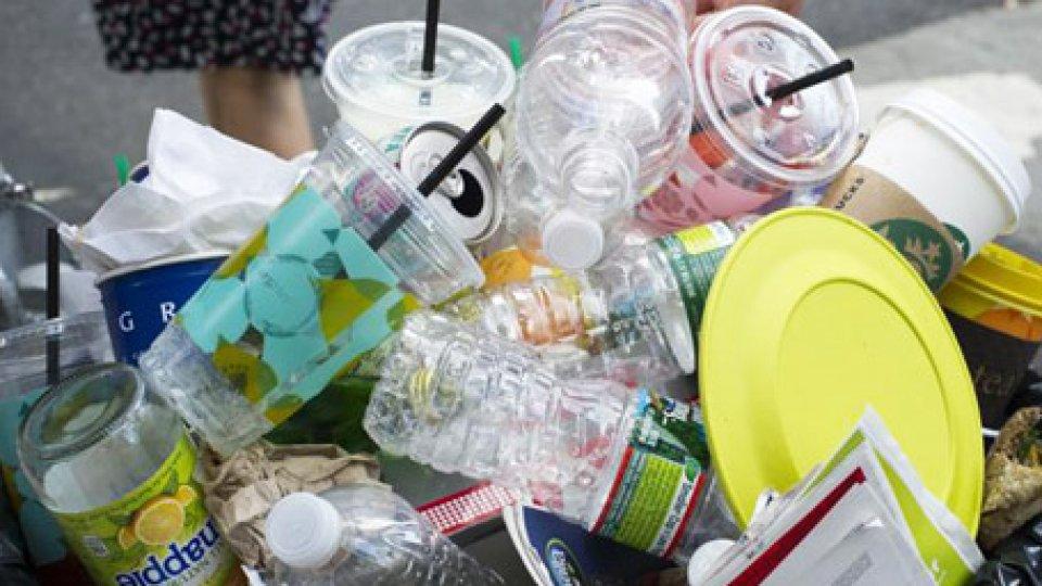 Rimini dichiara guerra alla plastica, stop in spiaggia e nelle mense