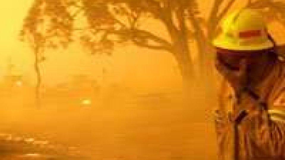 Incendi in Australia: 100 dispersi