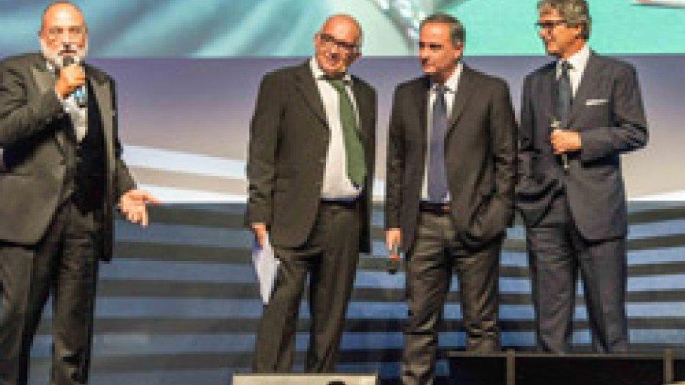 Giancarlo Dotto, Carlo Romeo, Valentino Tocco e Sandro Piccinini