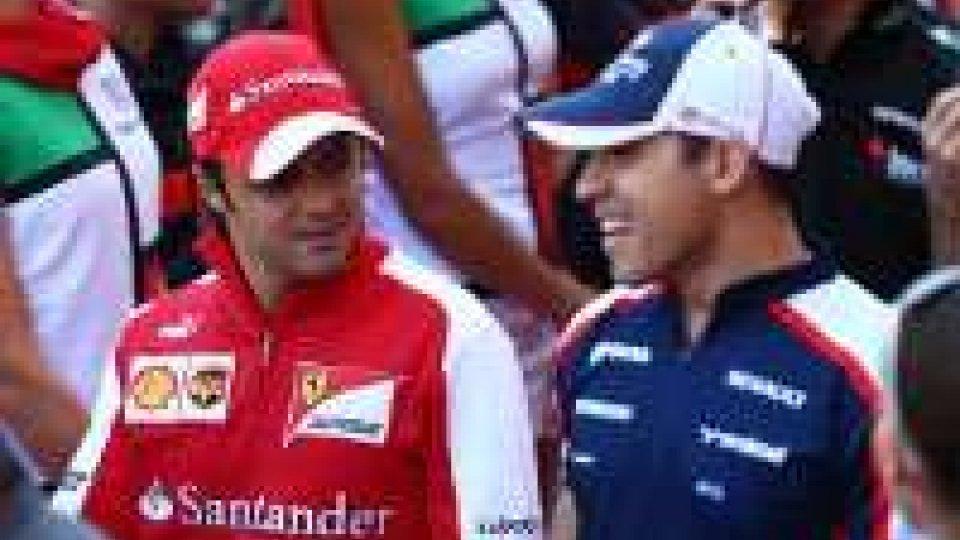 F1: Massa firma con la Williams.