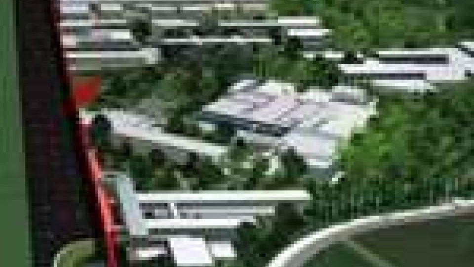 (Foto Parco Kilometro Rosso) San Marino - Parco scientifico e tecnologico. Visitati alcuni parchi del nord-est Italia