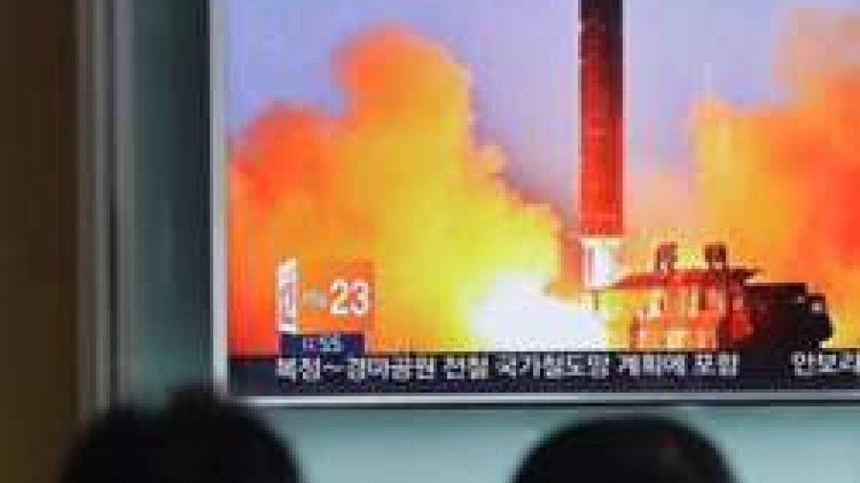 missili Pyongyang