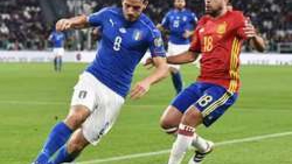 Russia 2018: Italia-Spagna 1-1