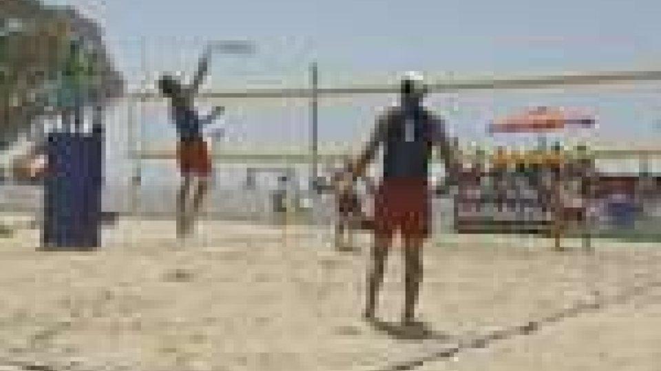 Beach volley: ottimo esordio stagionale per Benvenuti