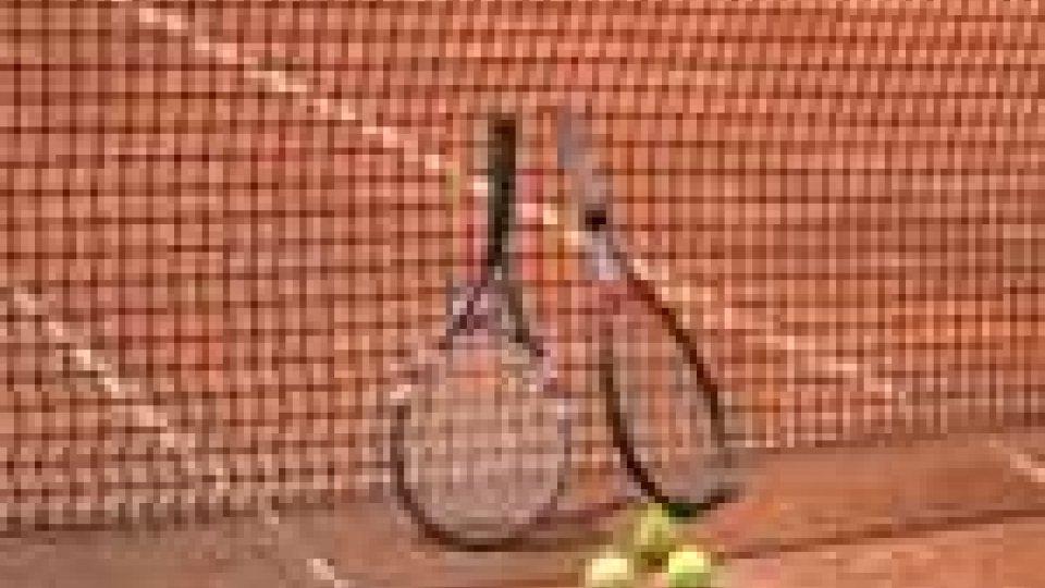 Tennis: Marco De Rossi protagonista nell'open di Trento