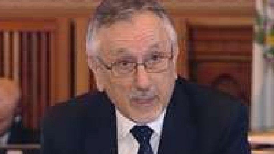 Consiglio: Valentini annuncia che sta partendo il negoziato con Unione Europea