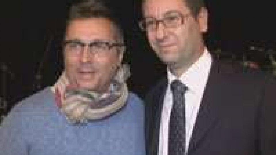 A Paolo Belli un contributo per i terremotati