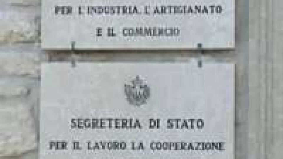 Segreteria Industria: nuova impresa, ratificato il decreto Part time imprenditoriale