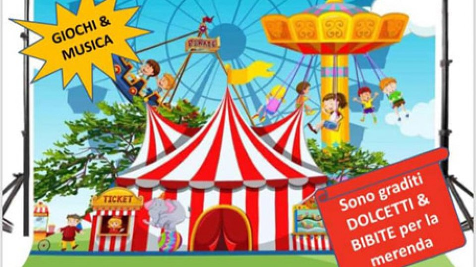 """Domenica 3 marzo arriva il """"Chiesanuova Carnival Circus"""""""