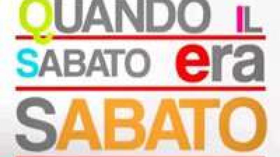 SABATO RTV in varietà con GABER-COLLISABATO RTV in varietà con GABER-COLLI