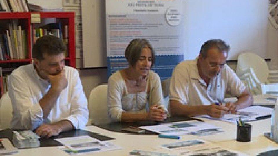 La conferenza stampa dell'eventoEvento Faro e De Andrè: l'estate riminese nel segno della cultura e musica