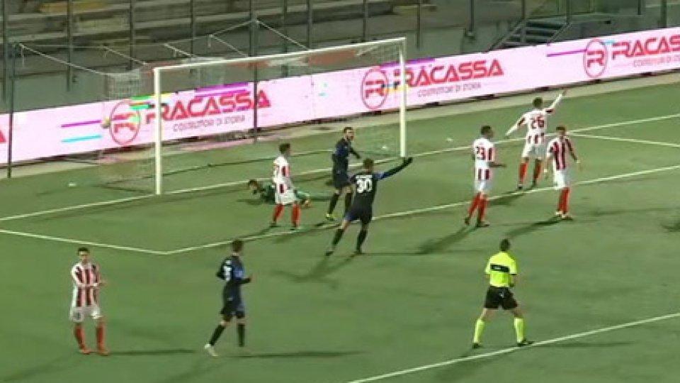 Imolese: 2-0 sul campo del TeramoSerie C, prosegue la favola dell'Imolese: 2-0 sul campo del Teramo