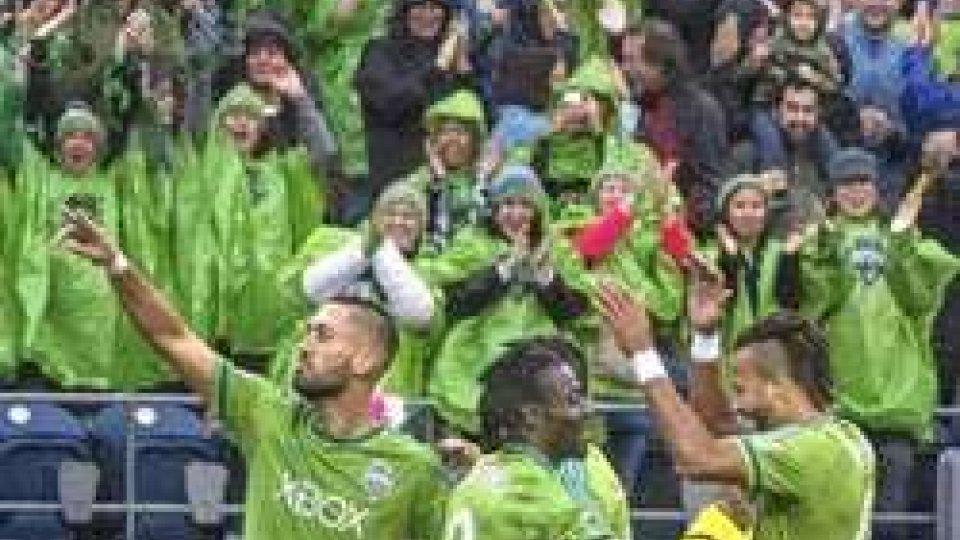 Playoff MLS, Galaxy subito fuori: Seattle vince 3-2Playoff MLS, Galaxy subito fuori: Seattle vince 3-2