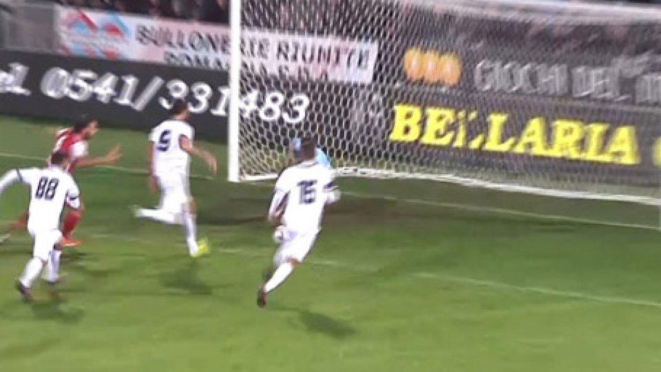 Cesena - Vastese 4-1Il Cesena travolge 4-1 la Vastese ed è a un punto dalla vetta